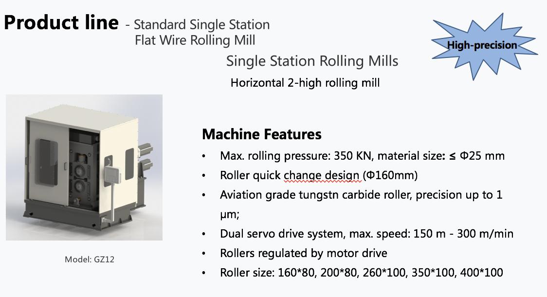 Steel Wire Rolling Mill Machine, Cold Rolling Mill, Belt